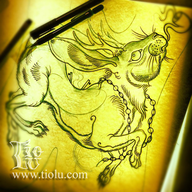 Sketches   Tattoos by TioLu
