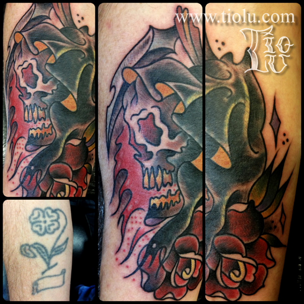Grim Reaper Cover-up