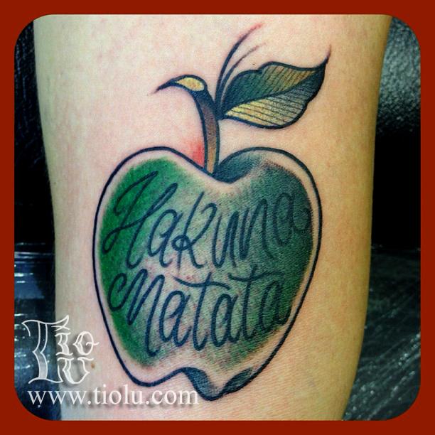 Hakuna Matata Apple