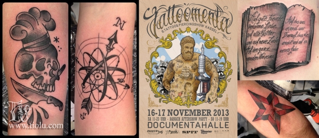 Tattoomenta Kassel Germany
