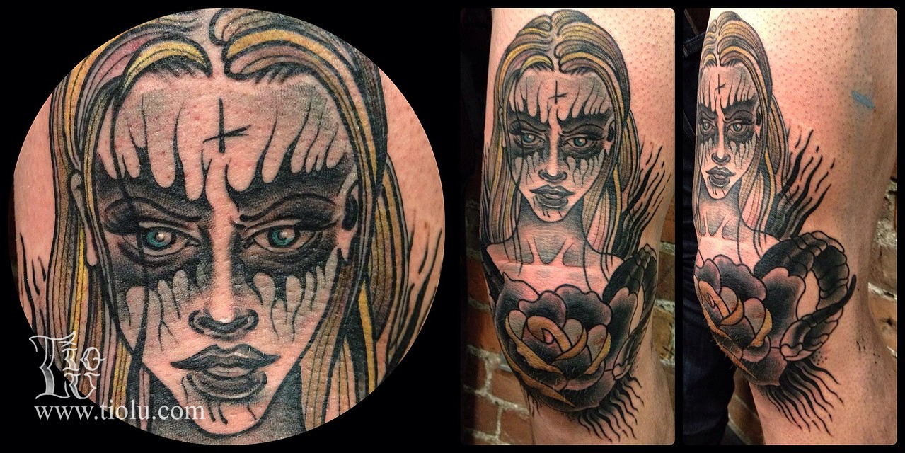 Gastown tattoo parlour - Norwegian Tattoos At Gastown Tattoo Parlour