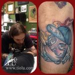 Shawsy Tattooing Tiolu