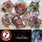 Lucky 7 Tattoo Bonanza!!