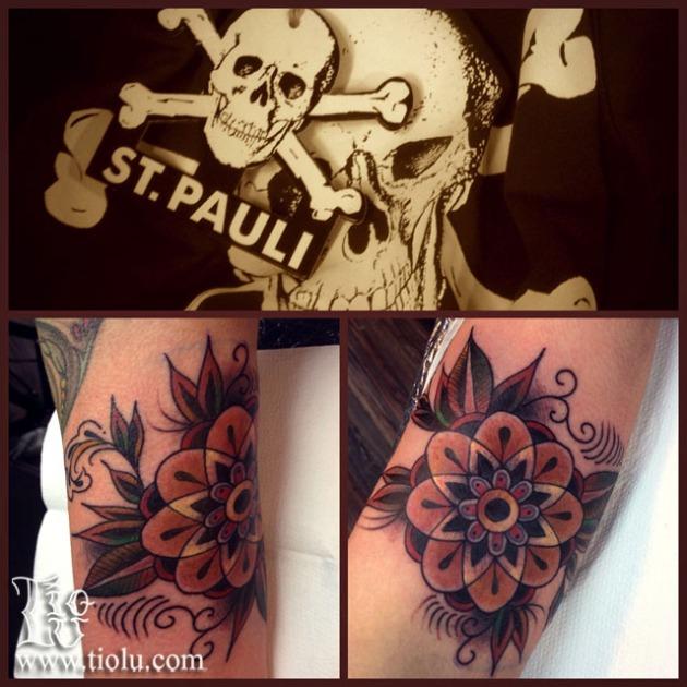 St.Pauli's Mondala flower