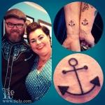 Matching anchors