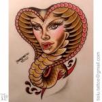 Cobra Lady