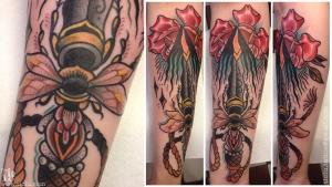 Bee Dagger