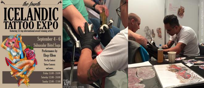 Icelandic Tattoo Expo