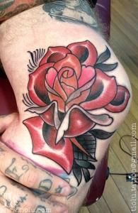 Knee Rose