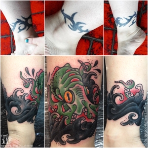 octopus cover-up