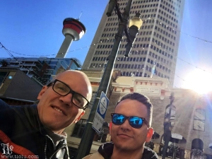 Daniel & TioLu in Calgary